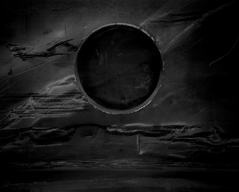 Beeld: Black Circle (2020), Sybren Vanoverberghe
