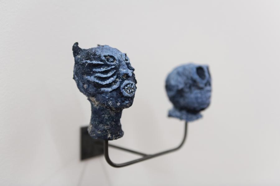 Chloë Delanghe, HEADS (replica), 2020-21, foto: LNDWstudio